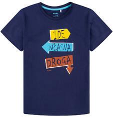 T-shirt dla chłopca 4-8 lat C71G007_1