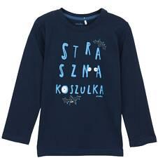 T-shirt z długim rękawem dla chłopca 3-8 lat C62G083_1