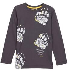 T-shirt z długim rękawem dla chłopca 3-8 lat C62G105_1