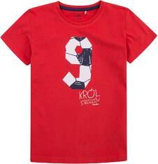 T-shirt dla chłopca 9-13 lat C71G569_1