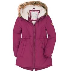 Długa parka zimowa dla dziewczynki 3-8 lat D72A012_2