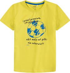 T-shirt dla chłopca 4-8 lat C71G079_1