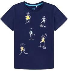 T-shirt dla chłopca 9-13 lat C71G589_1