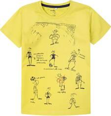 T-shirt dla chłopca 9-13 lat C71G590_1