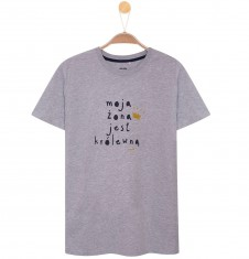 T-shirt męski Q52G015_1