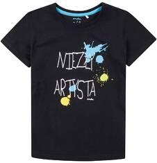 T-shirt dla chłopca 4-8 lat C71G174_1