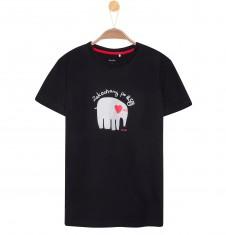 T-shirt męski Q52G023_1