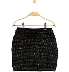 Spódnica we wzorzysty deseń dla dziewczynki D61J009_1