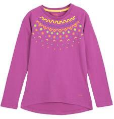 Bluzka z długim rękawem dla dziewczynki 9-12 lat D62G598_2