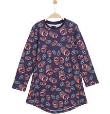 Sukienka z kieszeniami dla dziewczynki 3-8 lat D62H021_1