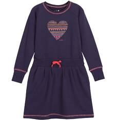Sukienka ze ściągaczem w pasie dla dziewczynki 3-8 lat D62H032_1