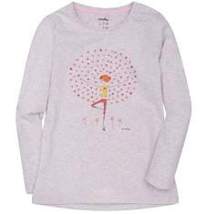 Bluzka z długim rękawem  dla dziewczynki 3-8 lat D72G093_1