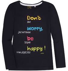 Bluzka z długim rękawem  dla dziewczynki 3-8 lat D72G150_1