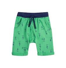 Krótkie spodenki dresowe dla chłopca 4-8 lat C71K018_1