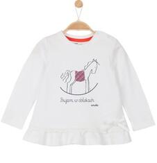 T-shirt dla niemowlaka z długim rękawem N52G051_1