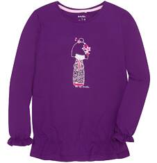 Bufiasta bluzka dla dziewczynki 3-8 lat D72G046_1