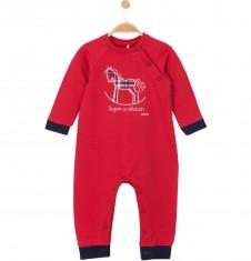 Pajac z długim rekawem dla niemowlaka N52N059_1
