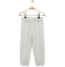 Melanżowe spodnie dresowe dla niemowlaka N61K011_1