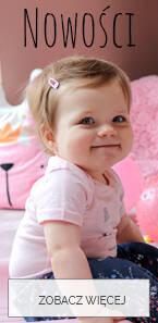 Nowości ubranka niemowlęce