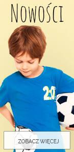 Ubranka dla chłopca nowości