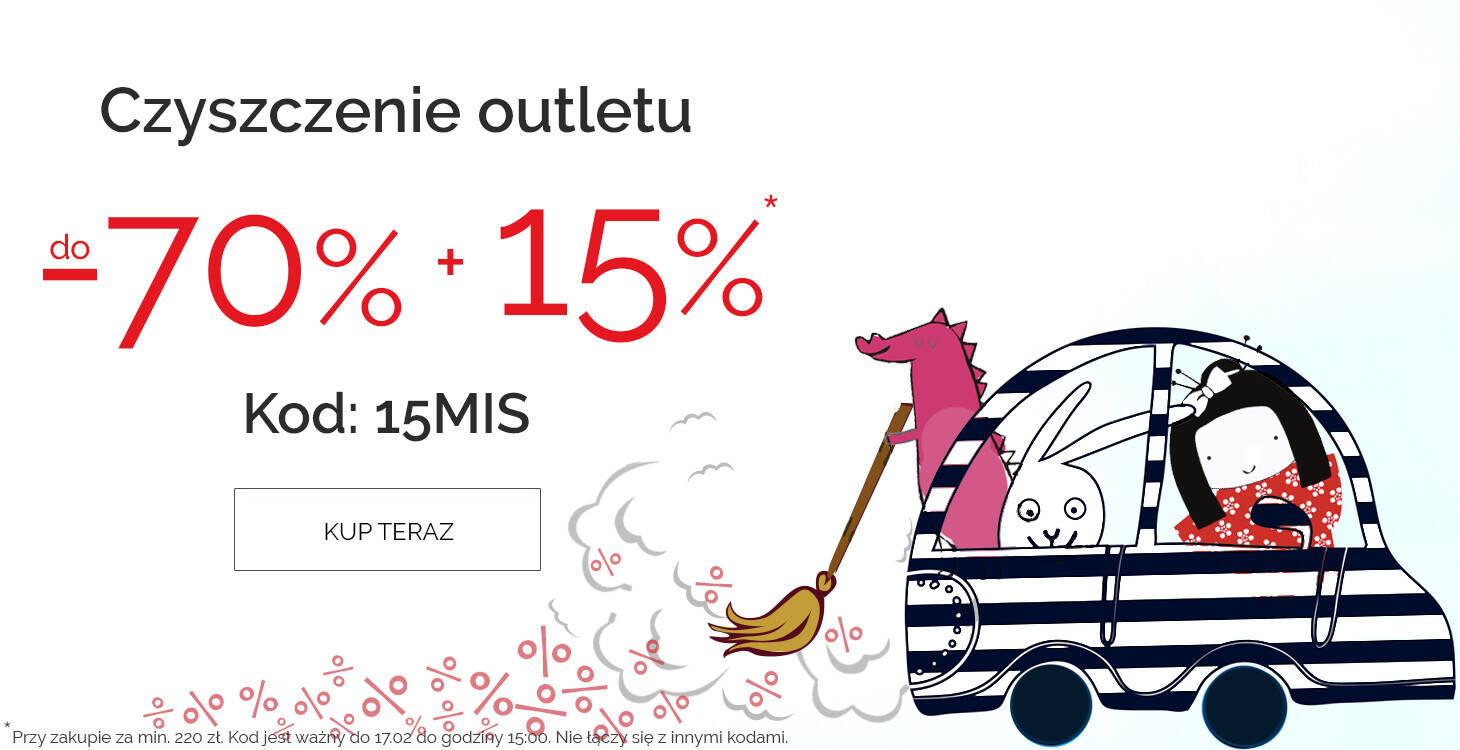 Czyszczenie Outletu do -70%