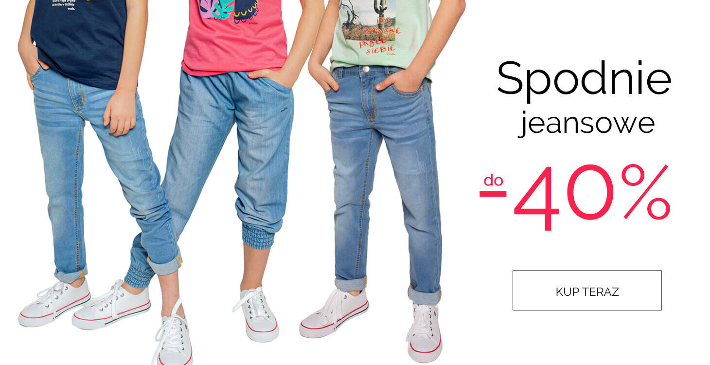 JEANS DO -40%
