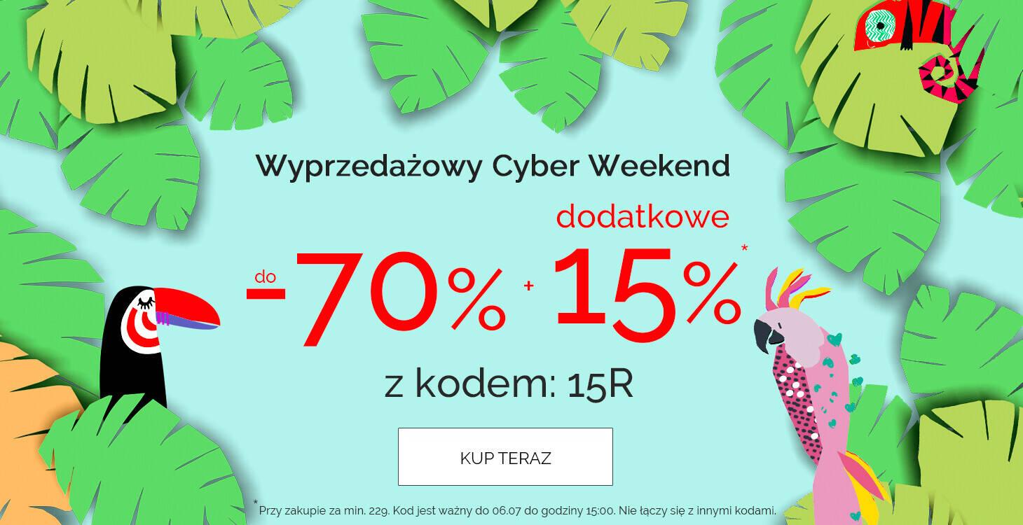 cyber weekend z kodem