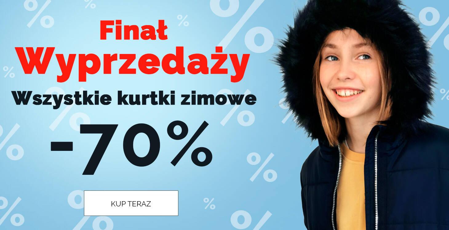 Wszystkie kurtki zimowe -70%
