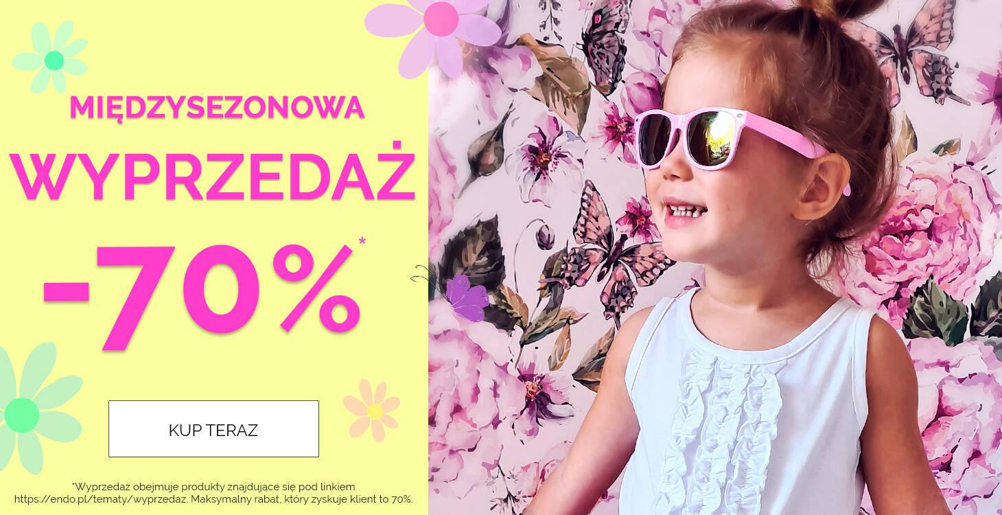 Wyprzedaż -70% ubranka dla dzieci