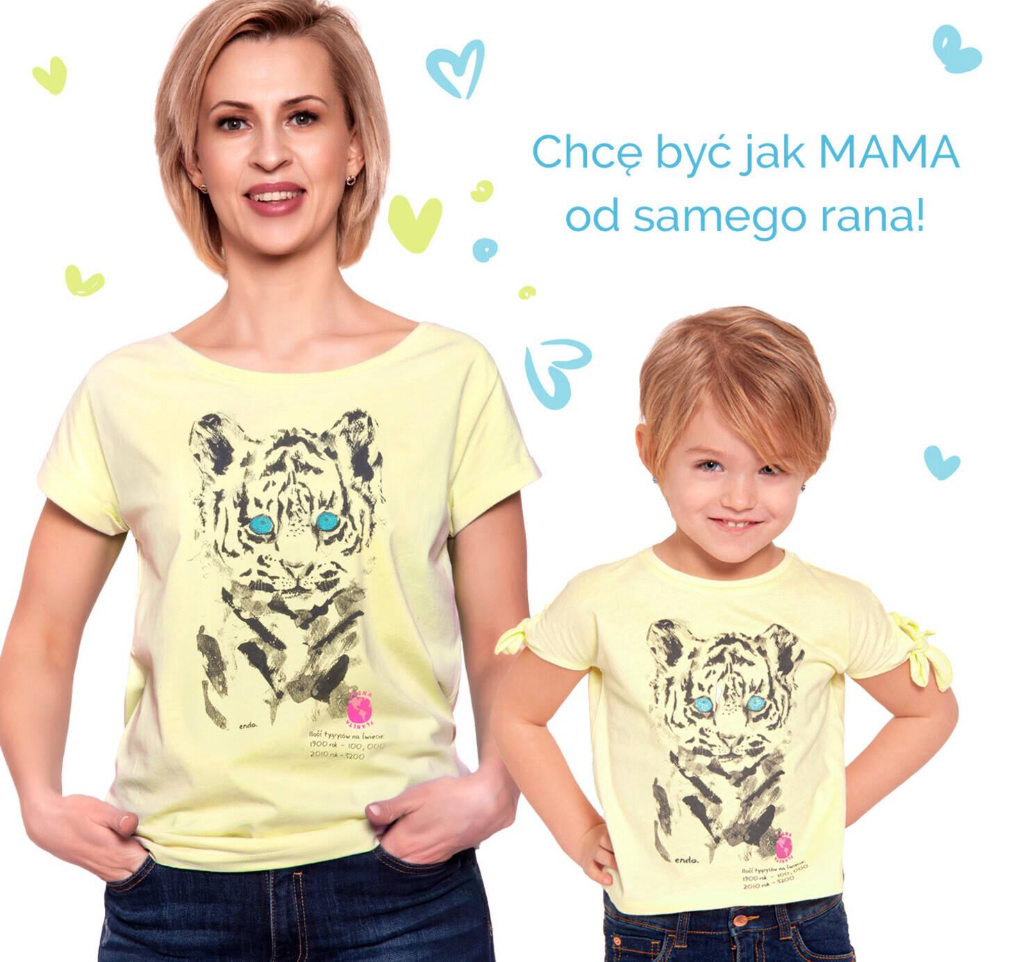 t-shirty rodzinne