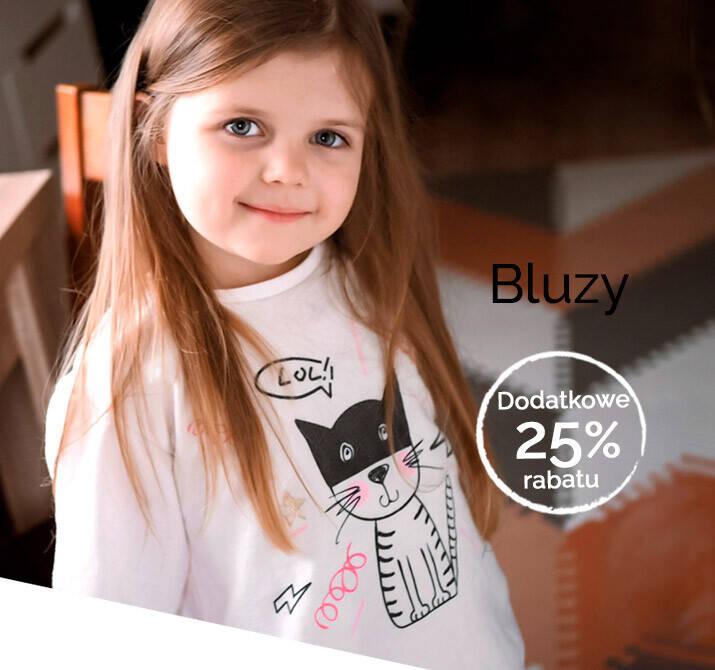 bluzy kafle