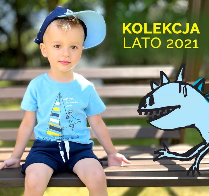 Nowości 2021 ubranka dla dzieci