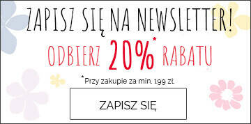 Newsletter mały baner