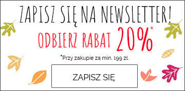 Baner linkujący do zapisu na newsletter Endo.