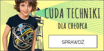 Ubrania dla dzieci cuda techniki