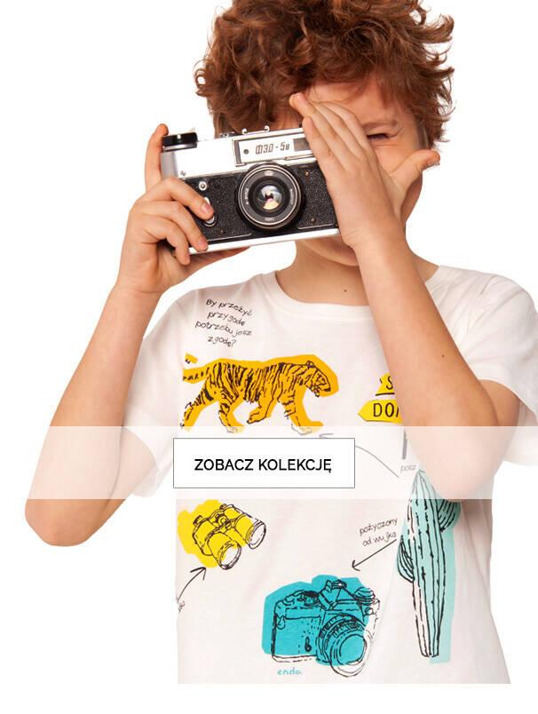 T-shirt na listing
