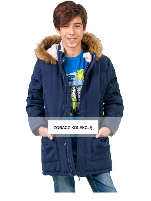 kurtki dla chłopca