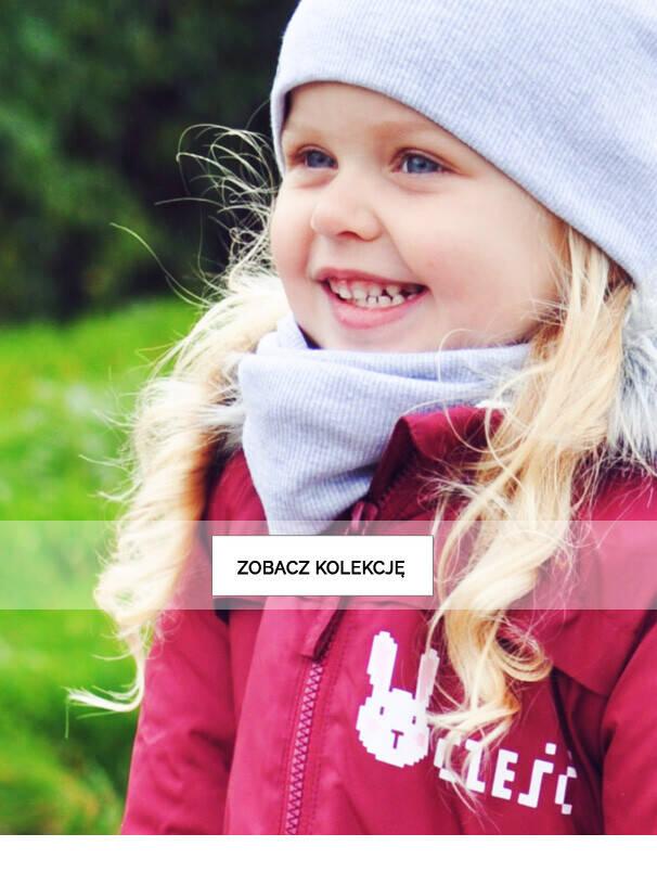 kurtki dla dziewczynki baner na listing