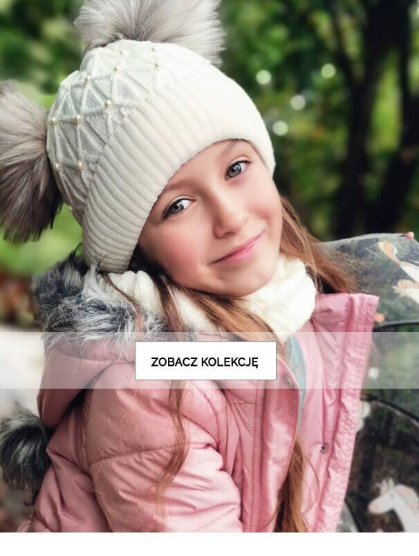 Baner listingowy z kurtkami dla dziewczynki.