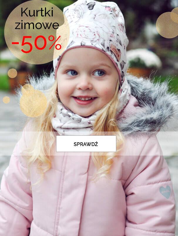 kurtki -50%