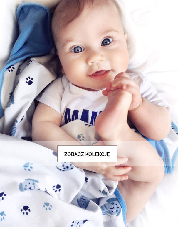 wyprawka niebieska listing niemowlak