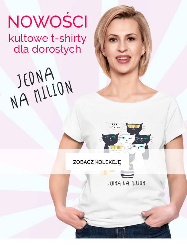Zabawne t-shirty z fajnymi napisami