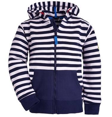 Bluza rozpinana z kapturem dla chłopca 3-8 lat C81C006_1