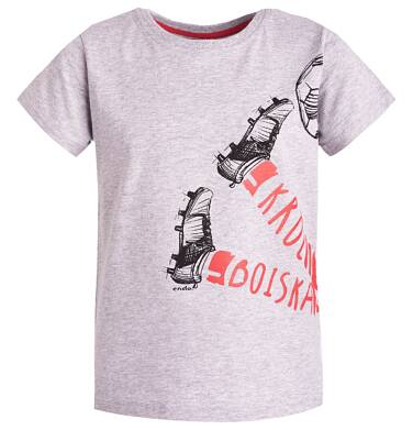 Endo - T-shirt dla chłopca 3-8 lat C81G110_1