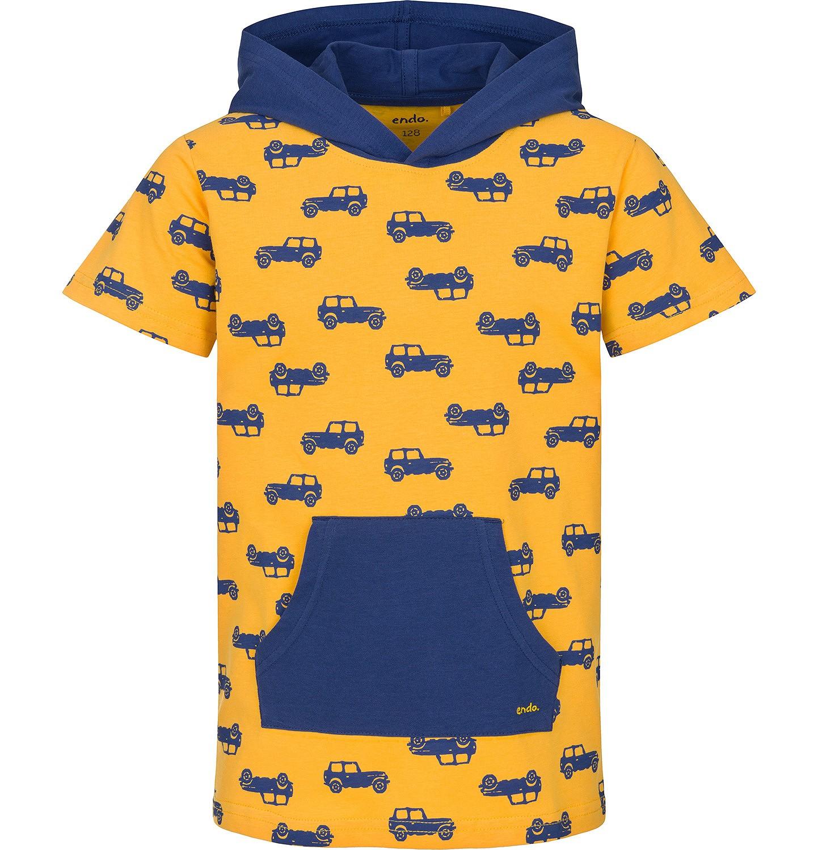 Endo - T-shirt z krótkim rękawem dla chłopca 9-13 lat C91G644_1