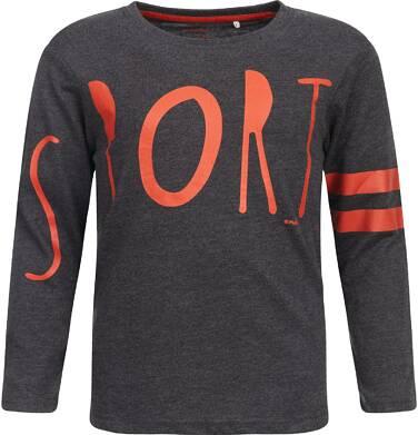 Endo - T-shirt z długim rękawem dla chłopca 9-13 lat C82G514_1