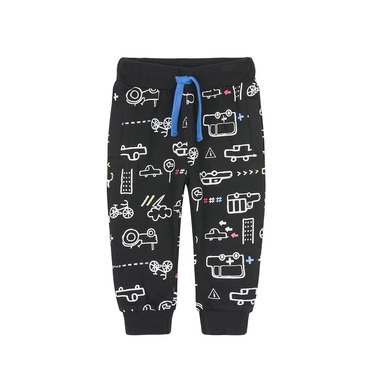 Endo - Spodnie dresowe długie dla dziecka 0-3 lata N91K046_1