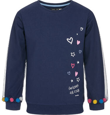 Bluza dla dziewczynki 9-13 lat D92C513_1