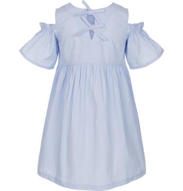 Endo - Sukienka z krótkim rękawem dla dziewczynki 3-8 lat D91H057_1