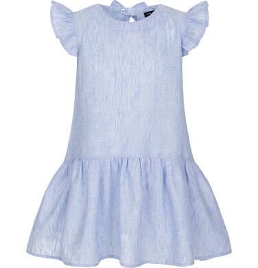Sukienka z krótkim rękawem dla dziewczynki 3-8 lat D91H063_1